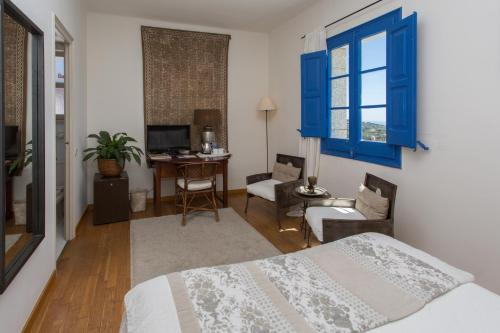 Superior Doppelzimmer - Einzelnutzung Hostal de la Plaça 58