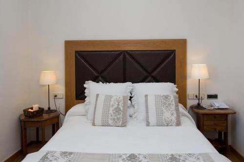 Superior Doppelzimmer - Einzelnutzung Hostal de la Plaça 59