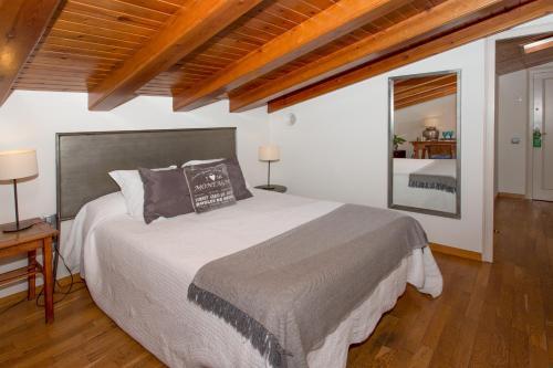 Superior Doppelzimmer - Einzelnutzung Hostal de la Plaça 63