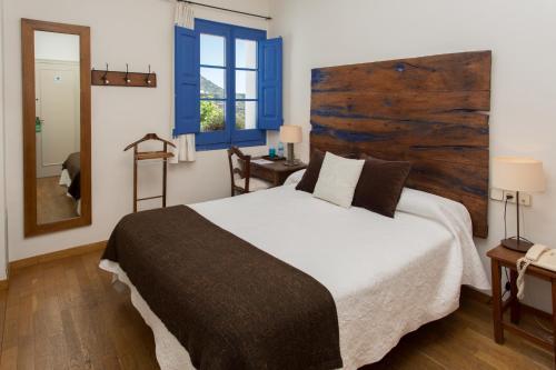 Doppel- oder Zweibettzimmer - Einzelnutzung Hostal de la Plaça 74