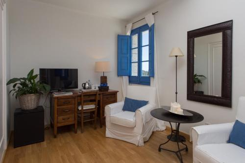Superior Double Room - single occupancy Hostal de la Plaça 45