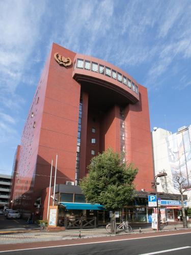 Yamagata Nanokamachi Washington Hotel - Yamagata