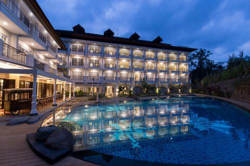 . Plataran Heritage Borobudur Hotel