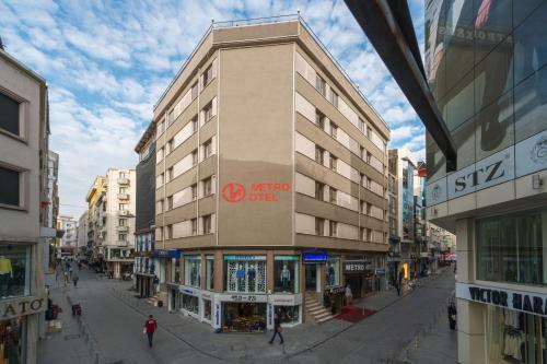 Istanbul Metro Hotel tek gece fiyat