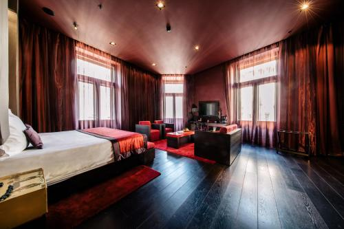 Buddha-Bar Hotel Budapest Klotild Palace стая снимки