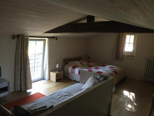 Hotel-overnachting met je hond in Gite Le Puy Rabasteau - Chantonnay