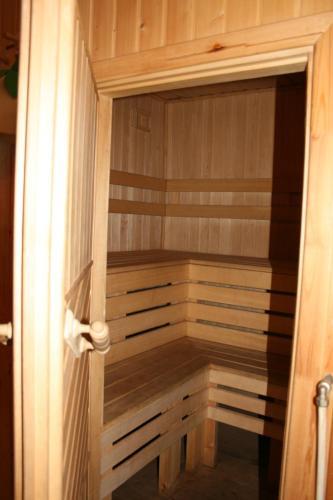 Individual House-Sauna, Domodedovskiy rayon