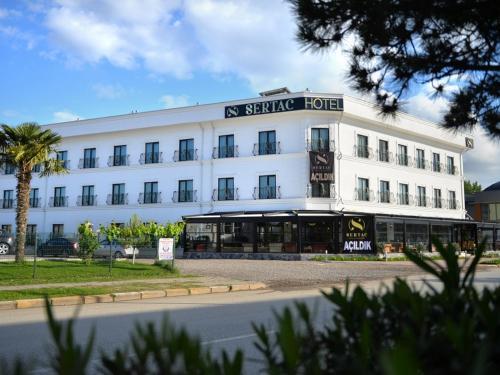 Sakarya Sertaç Hotel tek gece fiyat