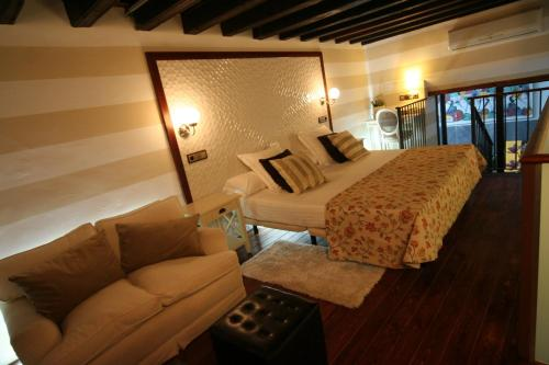 Deluxe Suite mit privatem Spa Palacio San Bartolomé 14