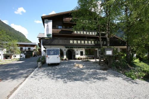 Bio-Hotel Saladina Gaschurn