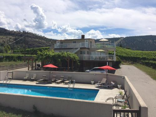 Hotel D'angelo Winery Guest House 1