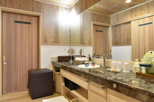 Luxury Suite with Open-Air Bath and Tatami Area - Annex