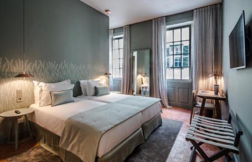 Habitación Doble Grand Deluxe Casa Ládico - Hotel Boutique 40