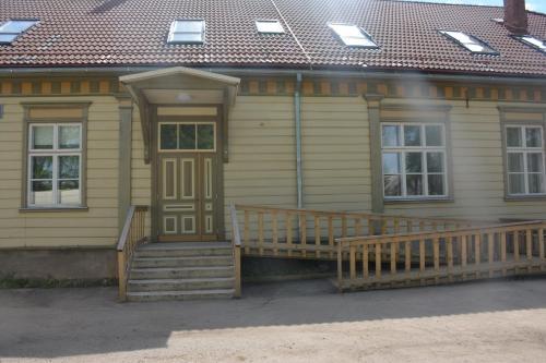 . Vanalinna apartement