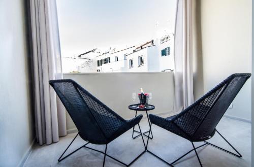 Suite con terraza Casa Ládico - Hotel Boutique 18