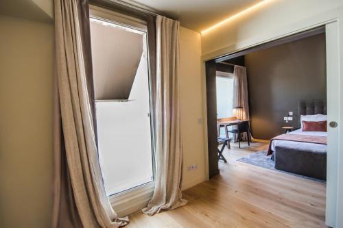 Suite con terraza Casa Ládico - Hotel Boutique 17