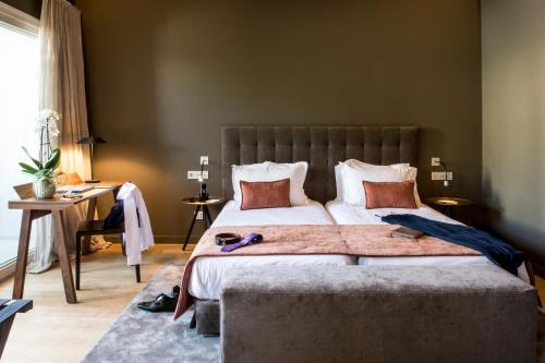 Suite con terraza Casa Ládico - Hotel Boutique 14