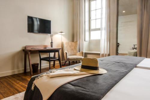 Habitación Doble Grand Deluxe Casa Ládico - Hotel Boutique 37