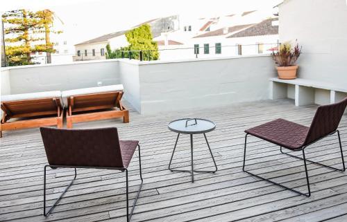 Habitación Doble Superior con terraza Casa Ládico - Hotel Boutique 33