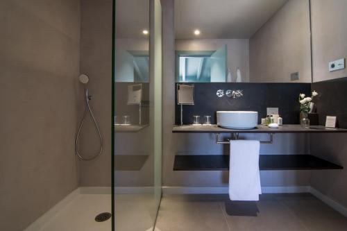 Habitación Doble Superior con terraza Casa Ládico - Hotel Boutique 47