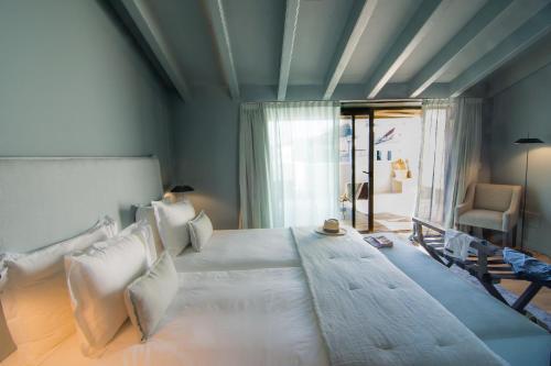 Habitación Doble Superior con terraza Casa Ládico - Hotel Boutique 46