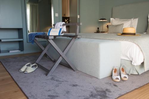Habitación Doble Superior con terraza Casa Ládico - Hotel Boutique 45