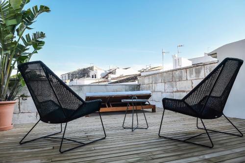Habitación Doble Superior con terraza Casa Ládico - Hotel Boutique 51