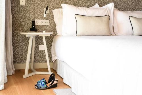 Habitación Doble Superior con terraza Casa Ládico - Hotel Boutique 49