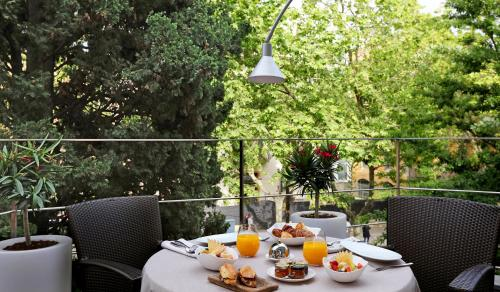 Attic Suite (1 or 2 people) ABaC Restaurant Hotel Barcelona GL Monumento 40
