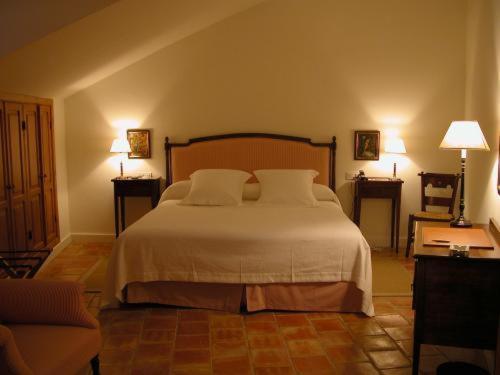 Einzelzimmer  Hotel Puerta de la Luna 4