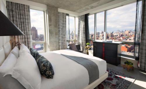 50 Bowery, New York, NY 10013, United States.
