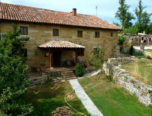 . Casa Rural Los Abedules y Azuela