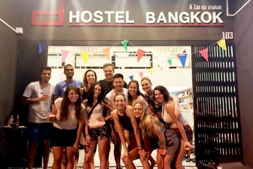 D Hostel Bangkok photo 27