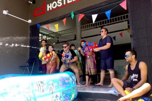 D Hostel Bangkok photo 30