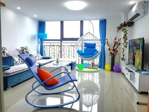 Suzhou Leju Boutique Apartment photo 4