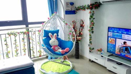 Suzhou Leju Boutique Apartment photo 14