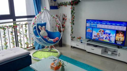 Suzhou Leju Boutique Apartment photo 15