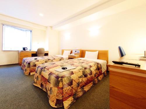 Mitaka City Hotel room photos