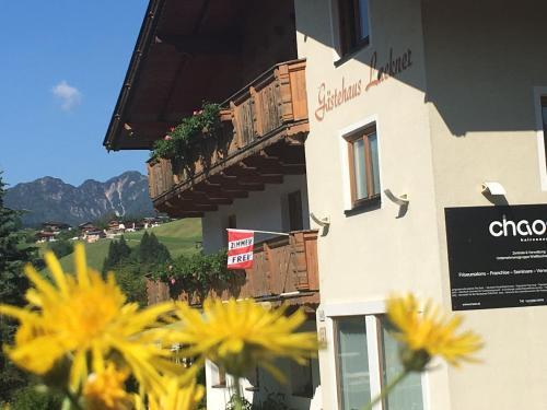 Gästehaus Lackner - Accommodation - Oberau