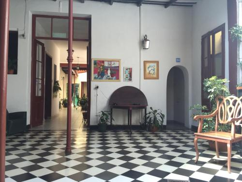 HotelPOSADA CASA DE BORGONA