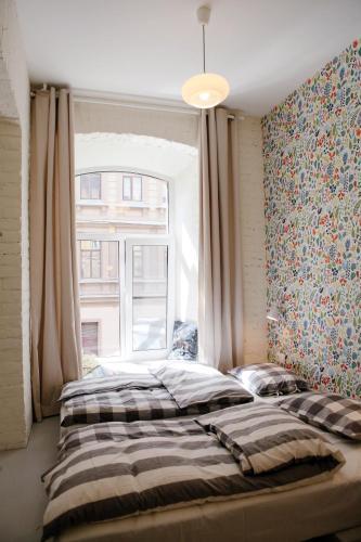 Soul Kitchen Hostel  Улучшенный двухместный номер с 1 кроватью или 2 отдельными кроватями