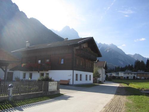 Accommodation in Amlach