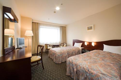福島綠宮酒店 Hotel Fukushima Green Palace