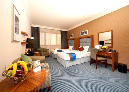 City Seasons Al Hamra Hotel photo 41