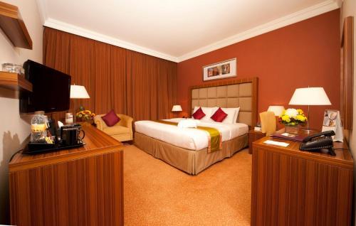 City Seasons Al Hamra Hotel photo 20