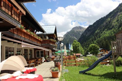 Alpenhotel Widderstein Kleinwalsertal/Mittelberg