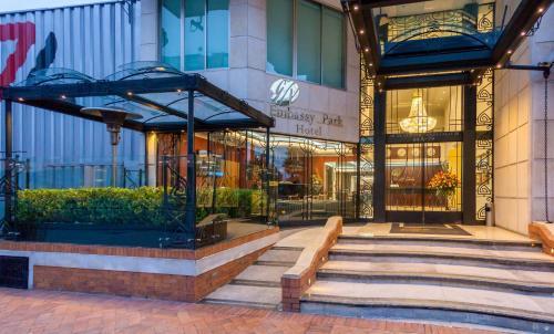 . Hotel Embassy Park