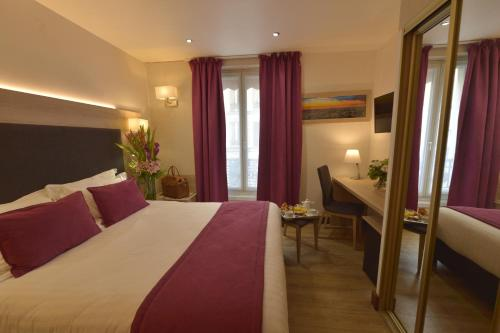 Hôtel Renoir Montparnasse photo 48