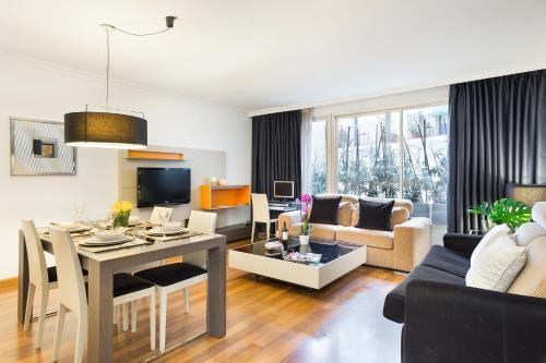 Apartamentos-Paal Barcelona Ronda impression