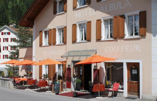 Hotel Albula - Bergün / Bravuogn